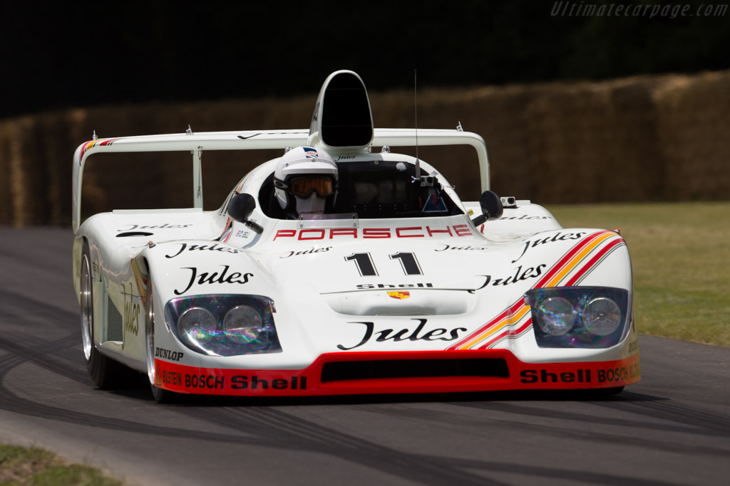 Porsche 936 - Chassis: 936-003   - 2015 Goodwood Festival of Speed