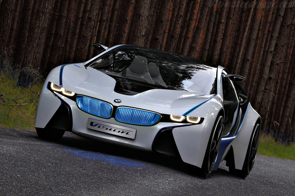 Click here to open the BMW Vision EfficientDynamics gallery