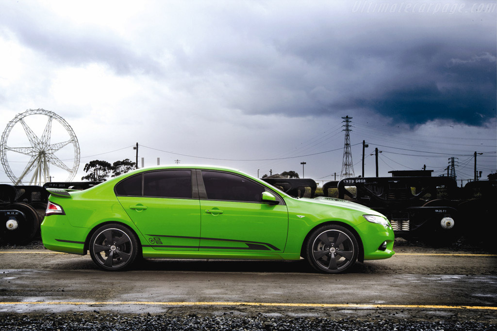 Click here to open the Ford FG Falcon FPV GS gallery