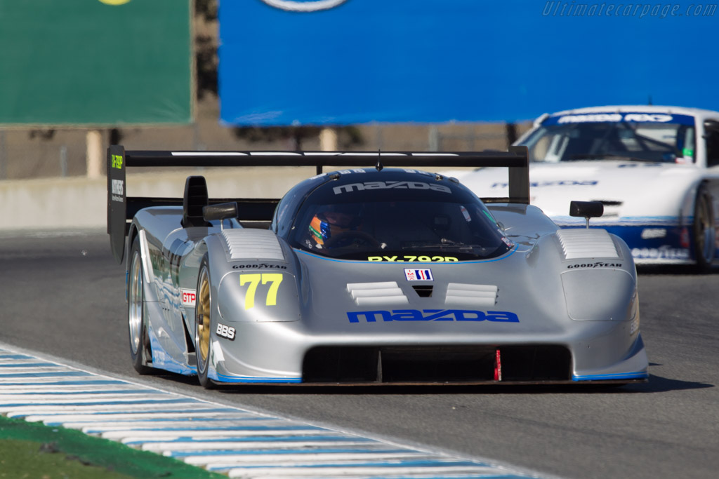 Mazda RX-792P - Chassis: GTP 001   - 2013 Monterey Motorsports Reunion