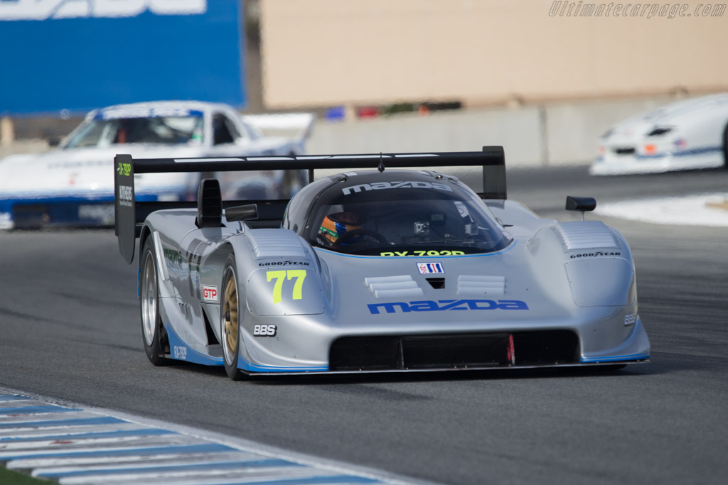 Mazda RX-792P - Chassis: GTP 001   - 2014 Monterey Motorsports Reunion