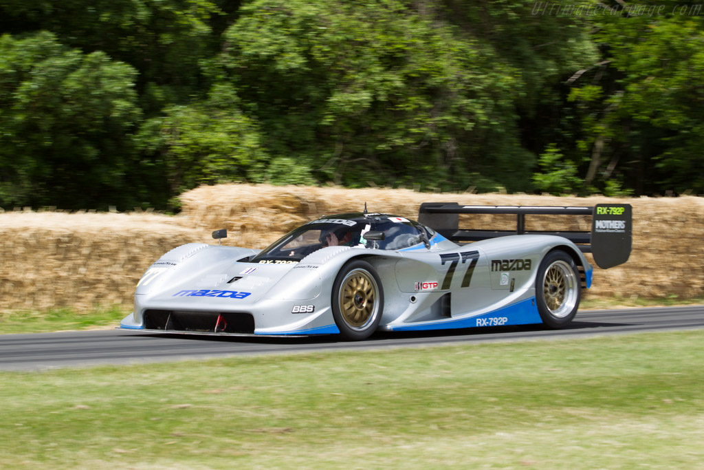 Mazda RX-792P - Chassis: GTP 001   - 2015 Goodwood Festival of Speed