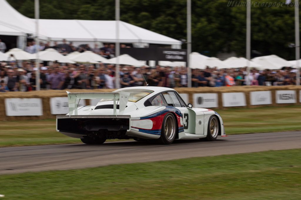 Porsche 935/78 'Moby Dick' - Chassis: 935-006   - 2017 Goodwood Festival of Speed