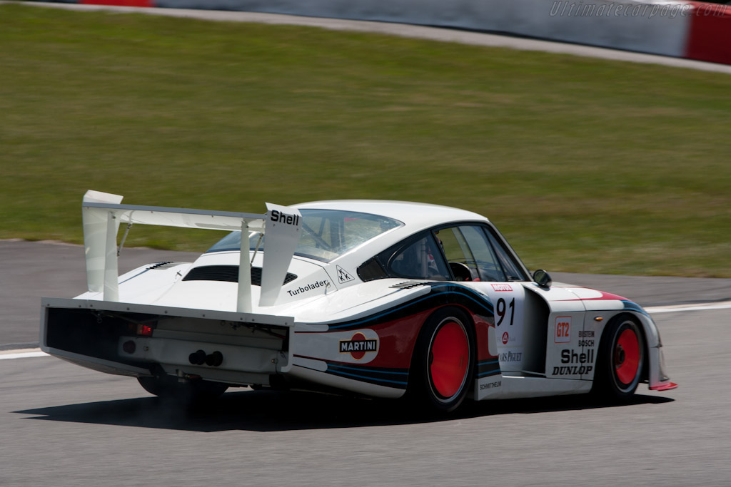 Porsche 935/78 'Moby Dick' - Chassis: 935-007   - 2011 Spa Classic