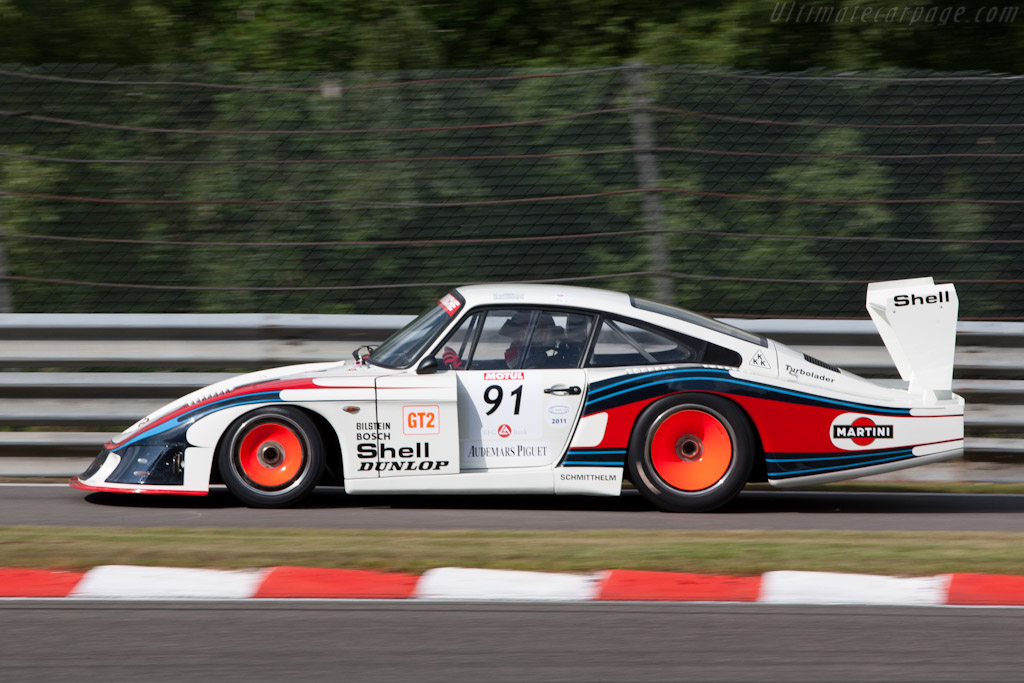 Porsche 935 78 Moby Dick Chassis 935 007 2011 Spa