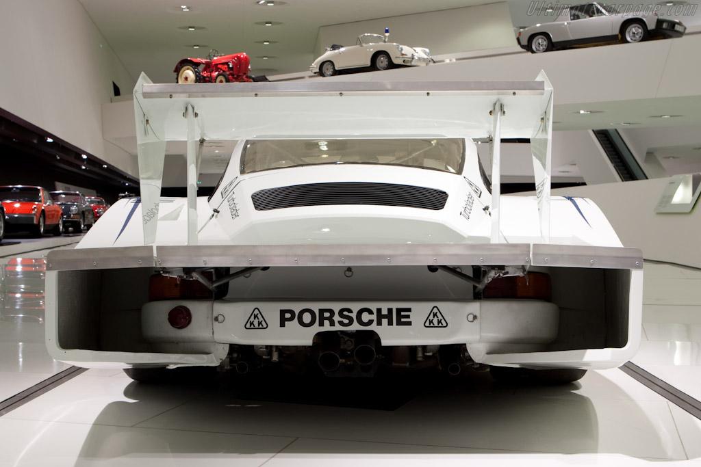 Porsche 935/78 'Moby Dick' - Chassis: 935-006   - Porsche Museum Visit