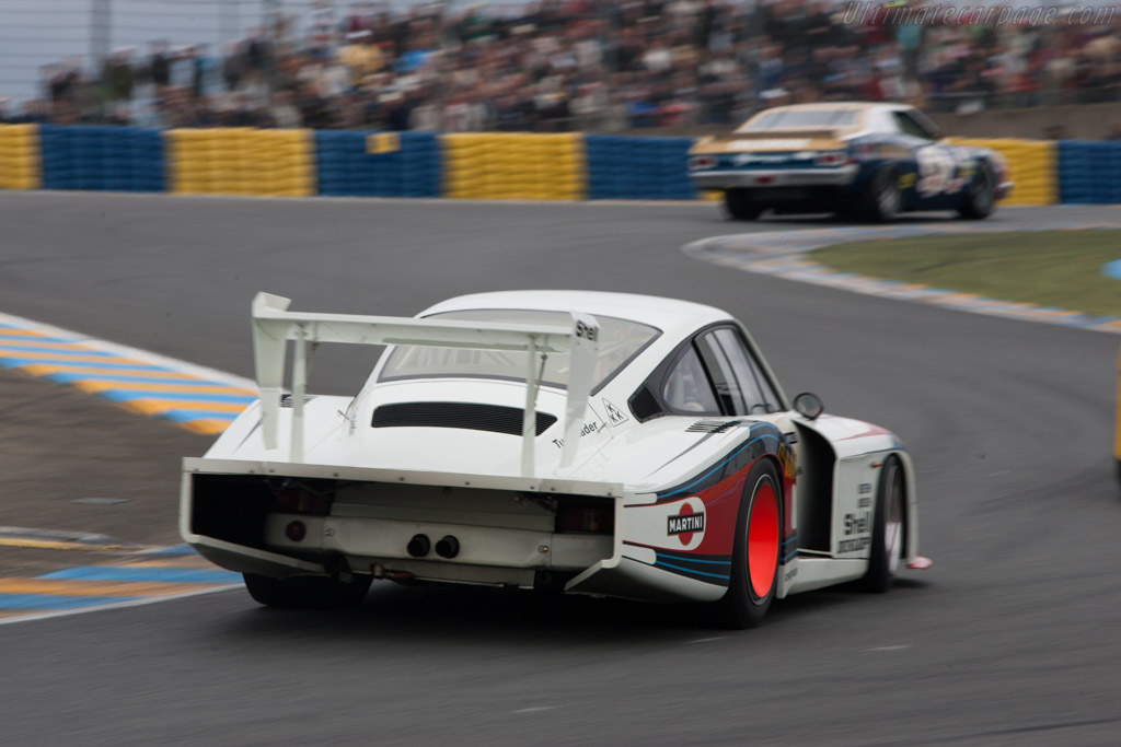 porsche 935 78 39 moby dick 39 chassis 935 007 2012 le mans classic. Black Bedroom Furniture Sets. Home Design Ideas