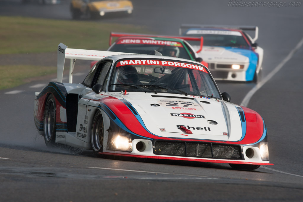 Porsche 935/78 'Moby Dick' - Chassis: 935-007   - 2012 Le Mans Classic