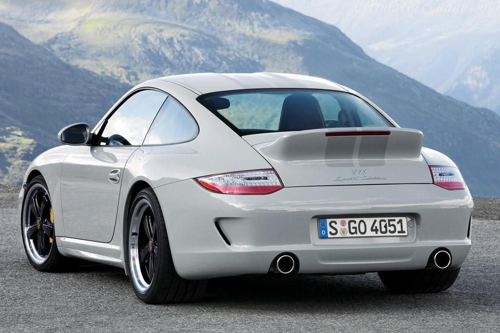Porsche 997 Sport Classic