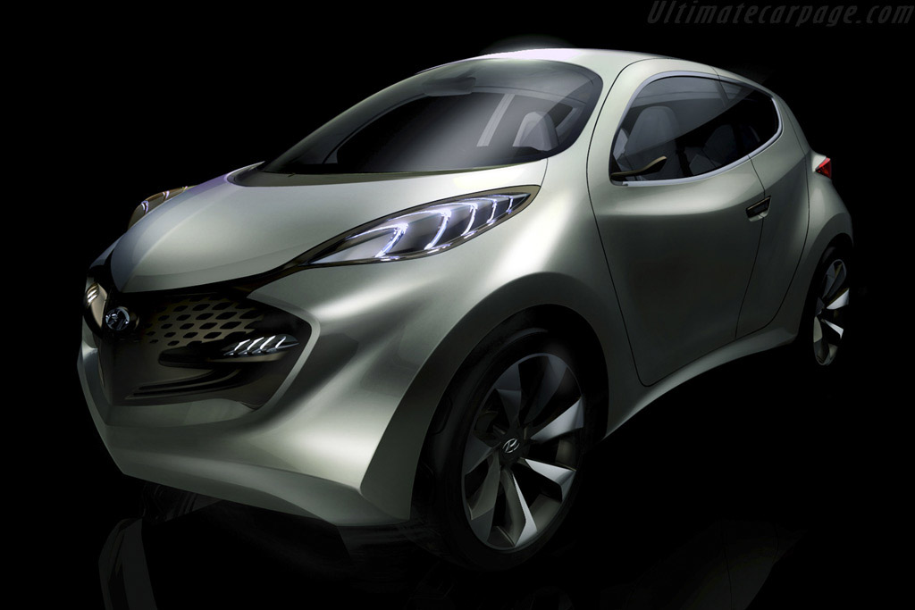 Click here to open the Hyundai ix-Metro Concept gallery