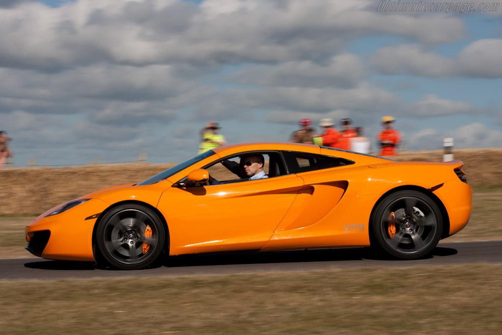 McLaren MP4-12C Prototype - Chassis: VP9   - 2010 Goodwood Festival of Speed