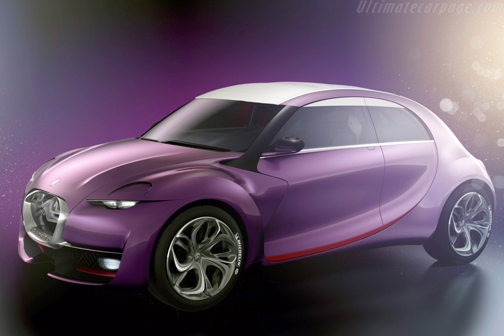 Click here to open the Citroën REVOLTe Concept gallery