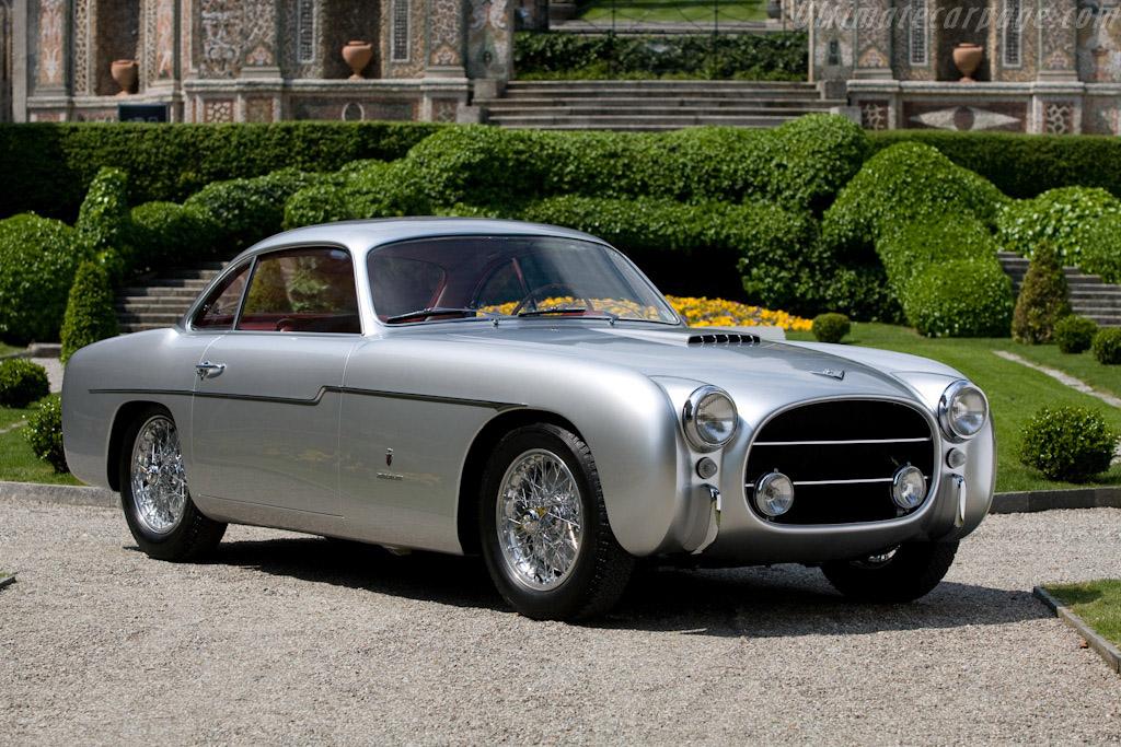 Fiat 8V Ghia Coupe - Chassis: 106*000042   - 2008 Concorso d'Eleganza Villa d'Este