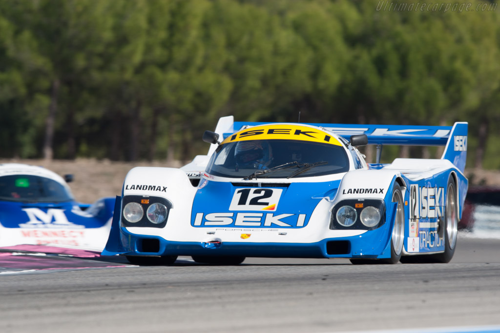 Porsche 956 Chassis 956 118 2011 Dix Mille Tours