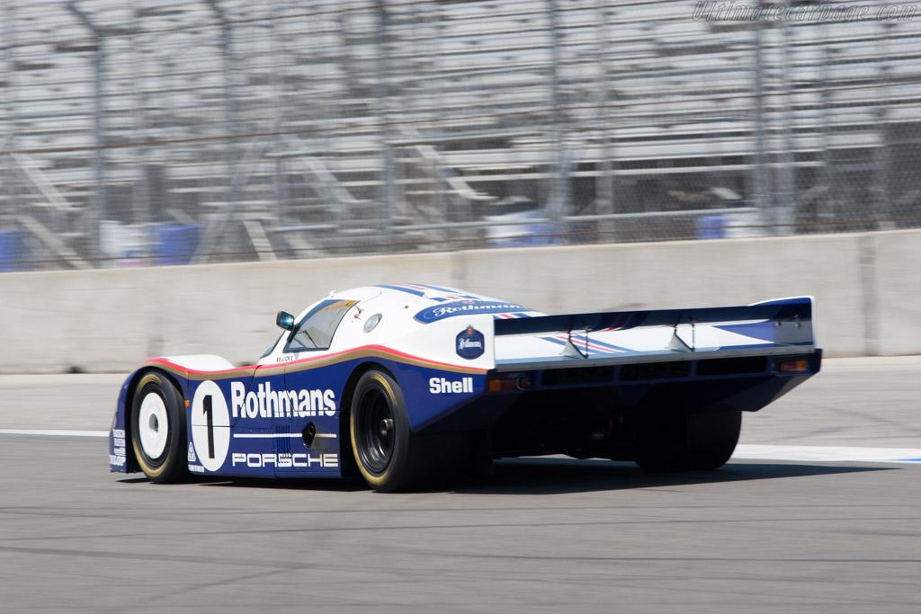 Porsche 956 - Chassis: 956-006  - 2009 Monterey Historic Automobile Races