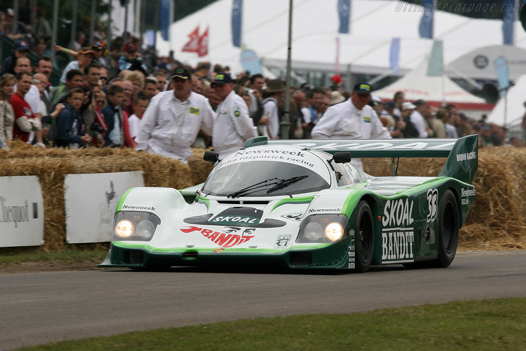 Porsche 956 - Chassis: 956-114   - 2007 Goodwood Festival of Speed
