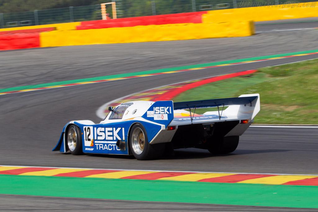 Porsche 956 - Chassis: 956-118   - 2014 Spa Classic