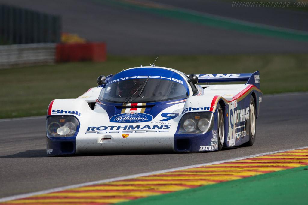 Porsche 956 - Chassis: 956-004   - 2014 Spa Classic