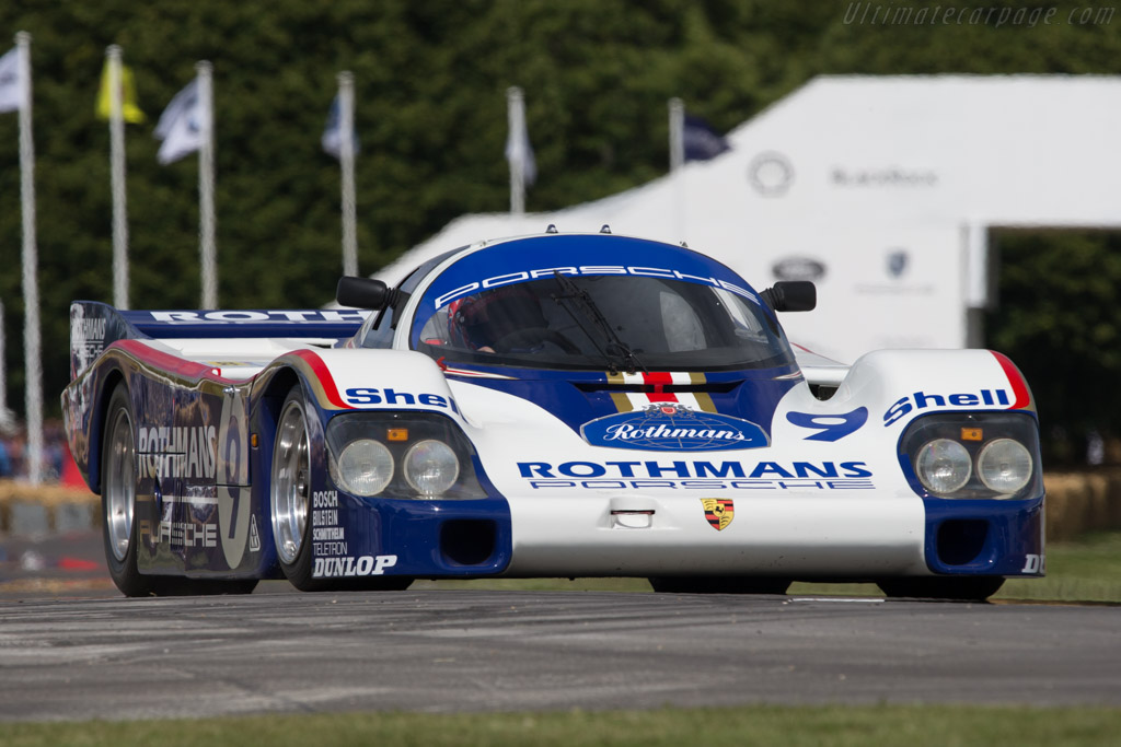 Porsche 956 - Chassis: 956-004   - 2014 Goodwood Festival of Speed