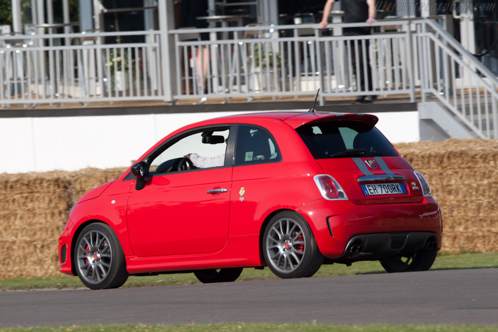 Fiat Abarth 695 Tributo Ferrari    - 2011 Goodwood Festival of Speed