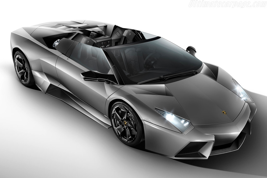 Click here to open the Lamborghini Reventón Roadster gallery