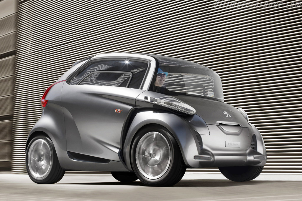 Click here to open the Peugeot BB1 Concept gallery