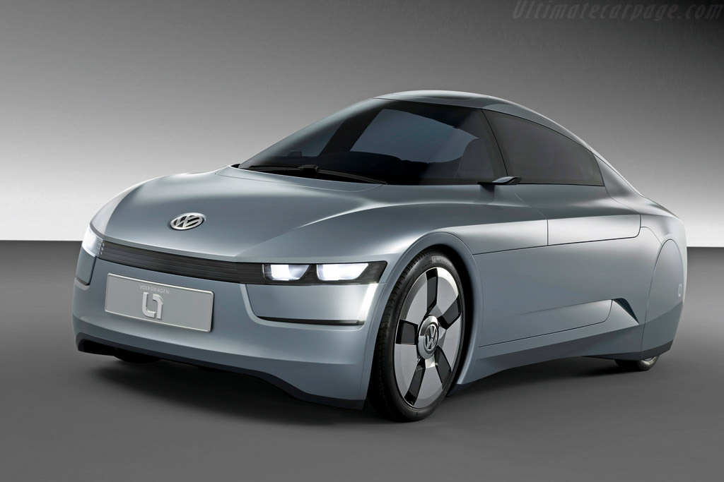Click here to open the Volkswagen L1 Concept gallery