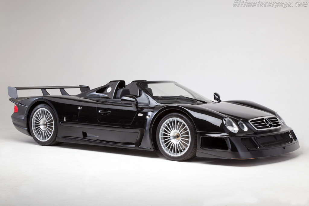 Click here to open the Mercedes-Benz CLK-GTR Roadster gallery