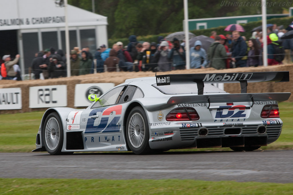 Mercedes-Benz CLK-GTR - Chassis: 0004   - 2012 Goodwood Festival of Speed