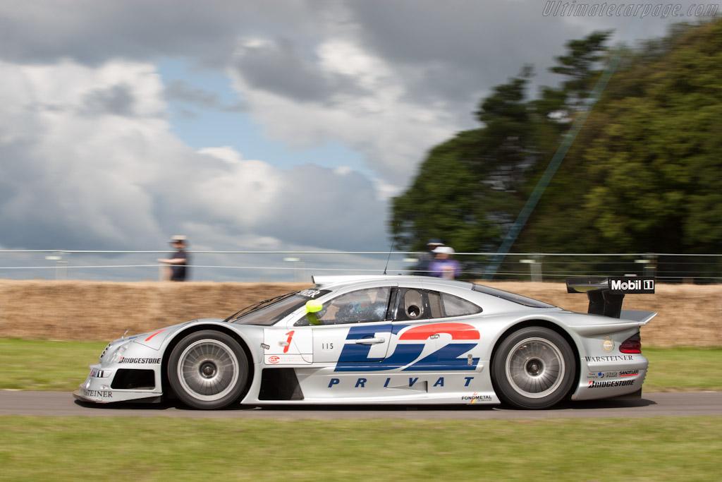 Mercedes benz clk gtr chassis 0004 2012 goodwood for Mercedes benz clk 2012