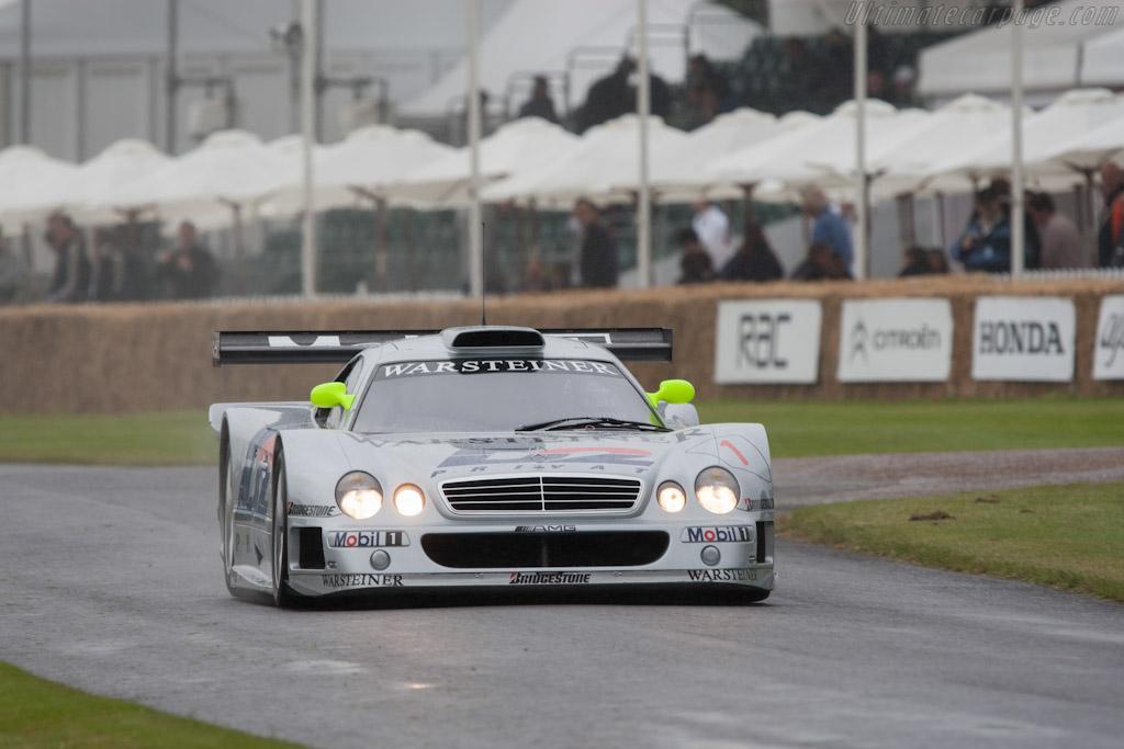 Mercedes-Benz CLK-GTR - Chassis: 0004  - 2012 Goodwood Festival of Speed