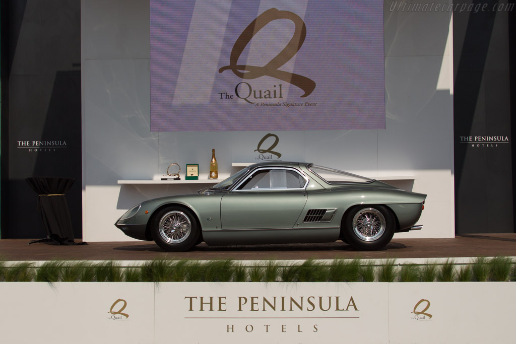 ATS 2500 GTS - Chassis: 2006   - 2017 The Quail, a Motorsports Gathering