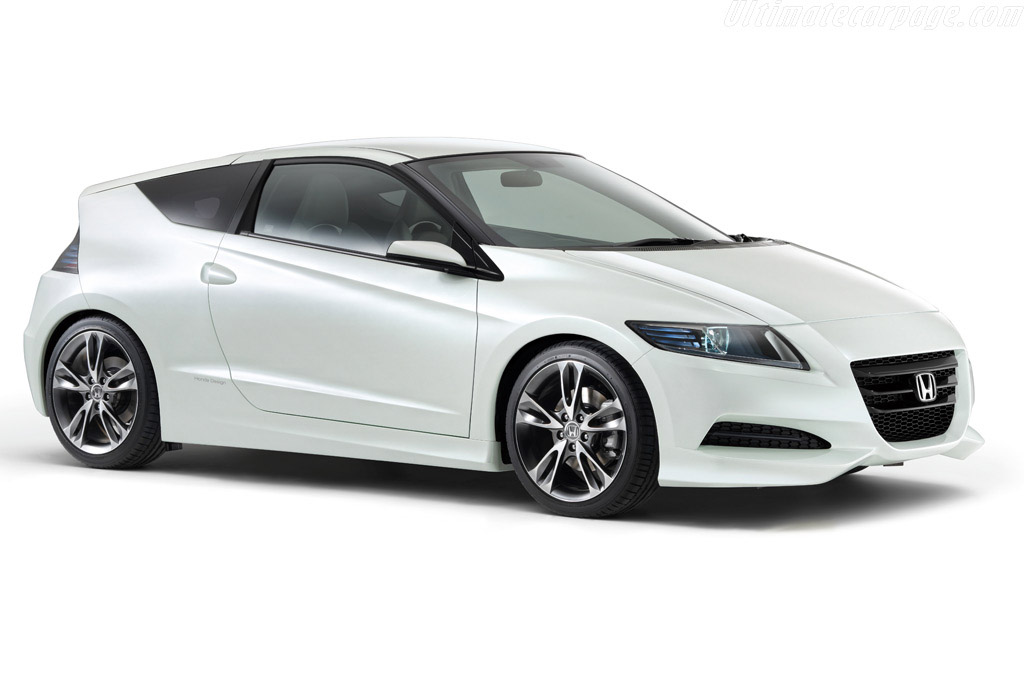 Click here to open the Honda CR-Z Concept gallery