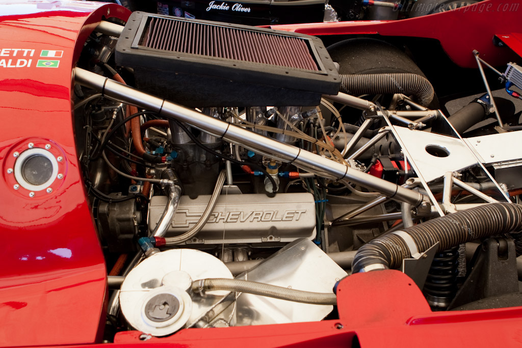 March 82G Chevrolet - Chassis: 82G/04   - 2009 Monterey Historic Automobile Races