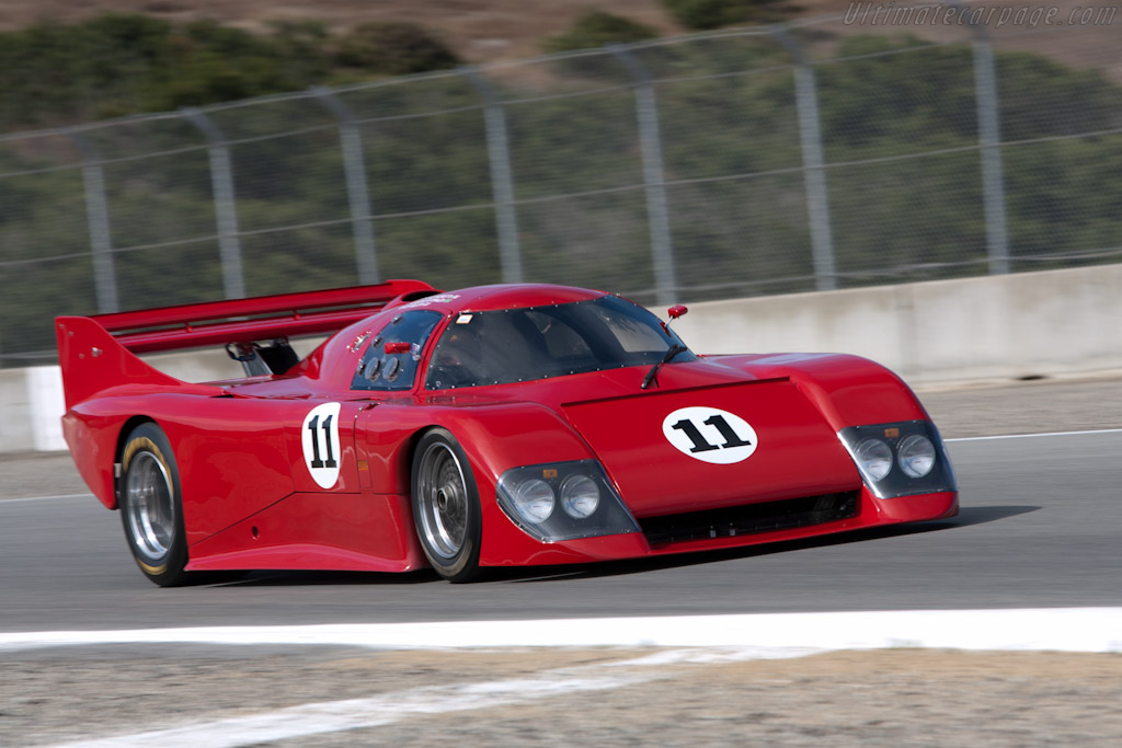 March 82G Chevrolet - Chassis: 82G/04   - 2010 Monterey Motorsports Reunion