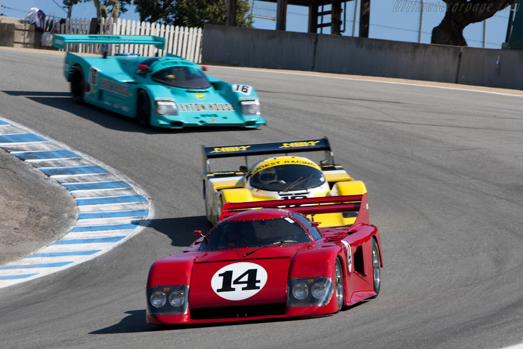 March 82G Chevrolet - Chassis: 82G/04   - 2011 Monterey Motorsports Reunion