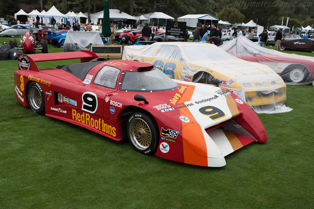 March 82G Chevrolet - Chassis: 82G/01   - 2011 The Quail, a Motorsports Gathering