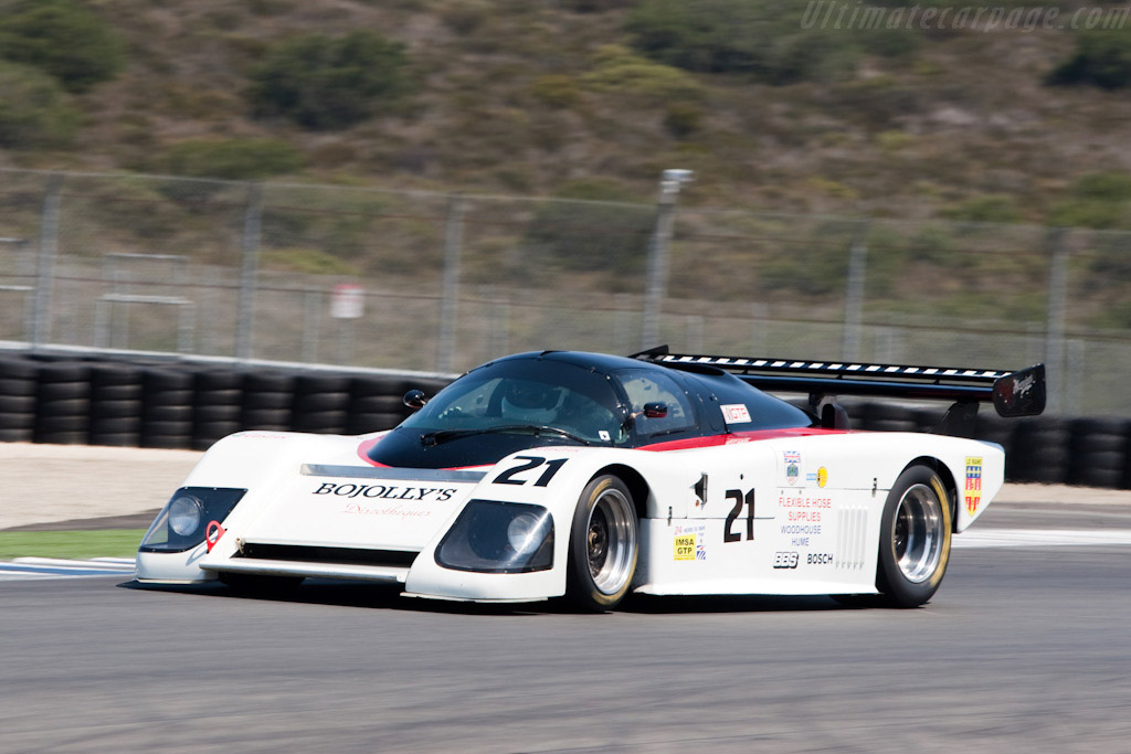 March 85G Porsche - Chassis: 85G-6   - 2009 Monterey Historic Automobile Races