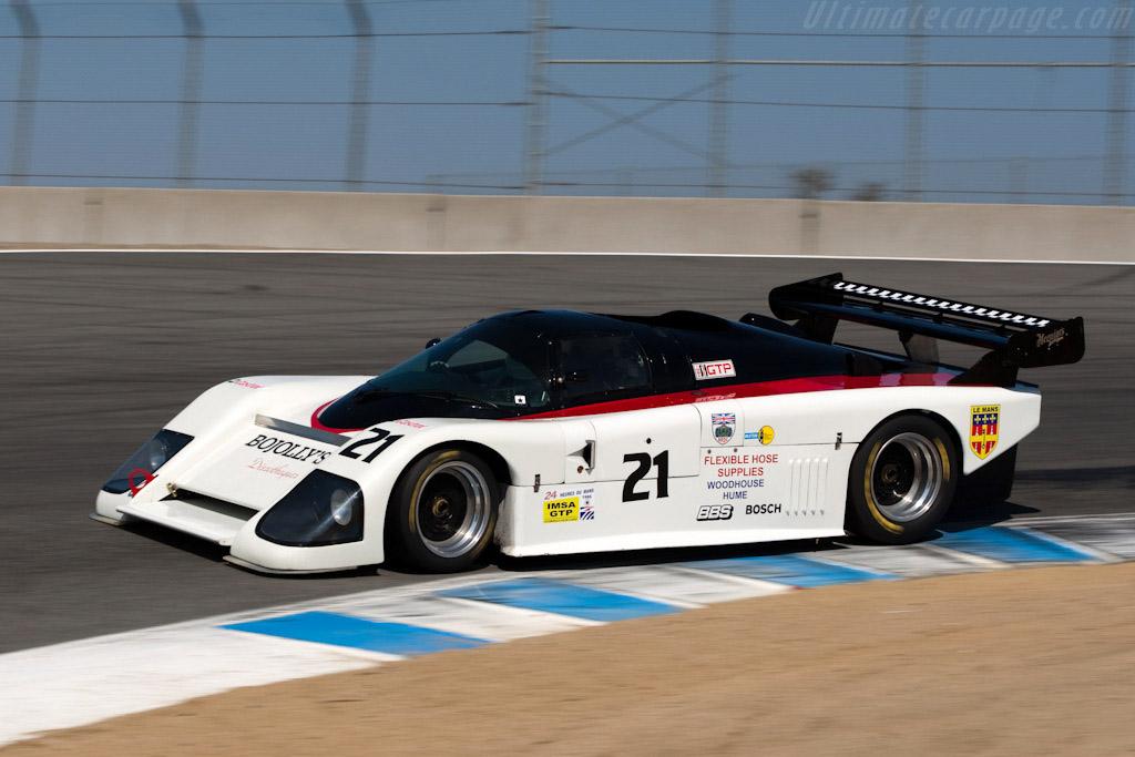 March 85G Porsche - Chassis: 85G-6   - 2009 Monterey Historic Automobile Races