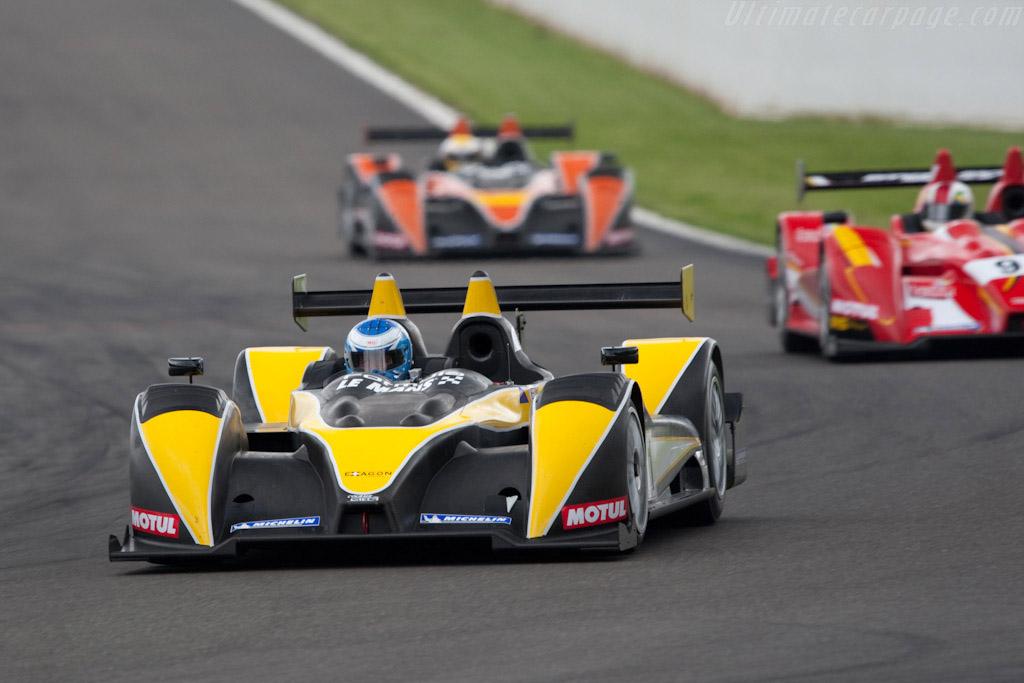 Courage-Oreca FLM09 Chevrolet - Chassis: FLM-13   - 2009 Le Mans Series Spa 1000 km