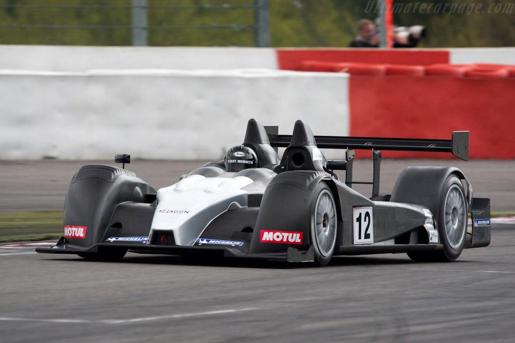 Courage-Oreca FLM09 Chevrolet - Chassis: FLM-5   - 2009 Le Mans Series Spa 1000 km