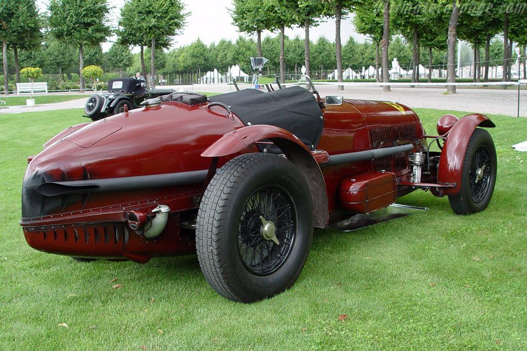 Alfa Romeo 8C 2900A Botticella Spider - Chassis: 412006 (ex 412004)   - 2003 European Concours d'Elegance