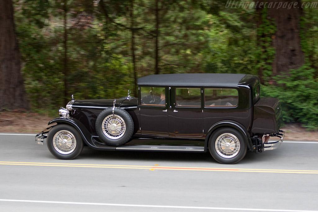 Daimler Double Six 50 Landaulet - Chassis: 30652  - 2009 Pebble Beach Concours d'Elegance