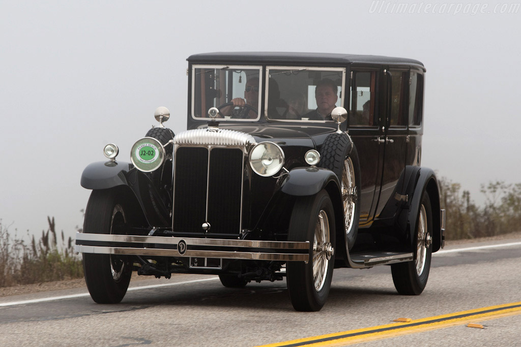 Click here to open the Daimler Double Six 50 Landaulet gallery