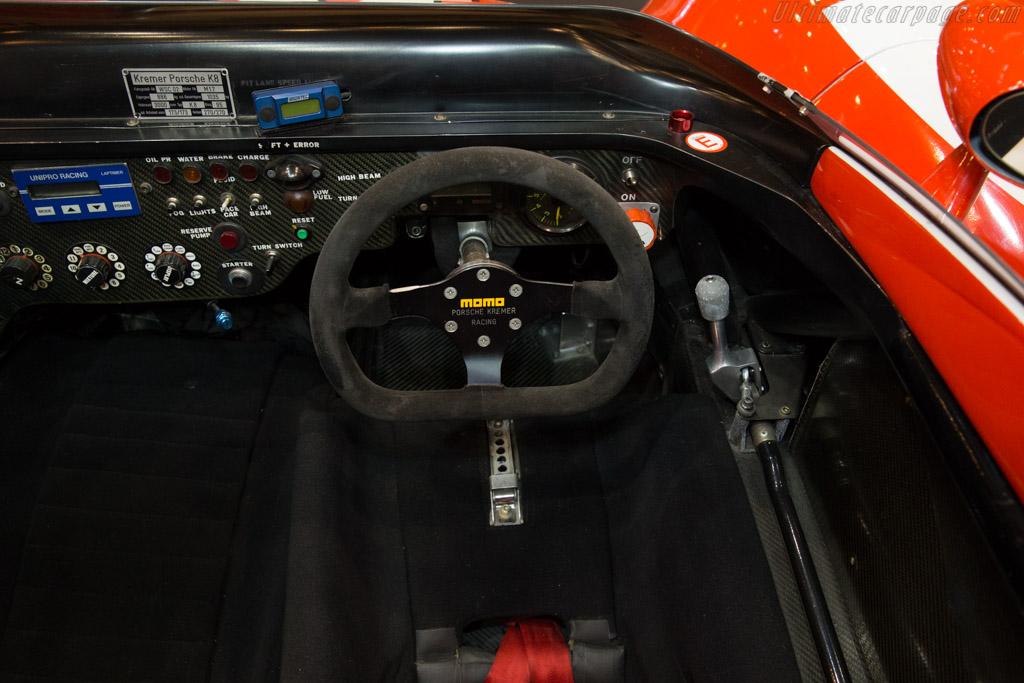 Kremer K8 Porsche - Chassis: WSC02   - 2017 Techno Classica