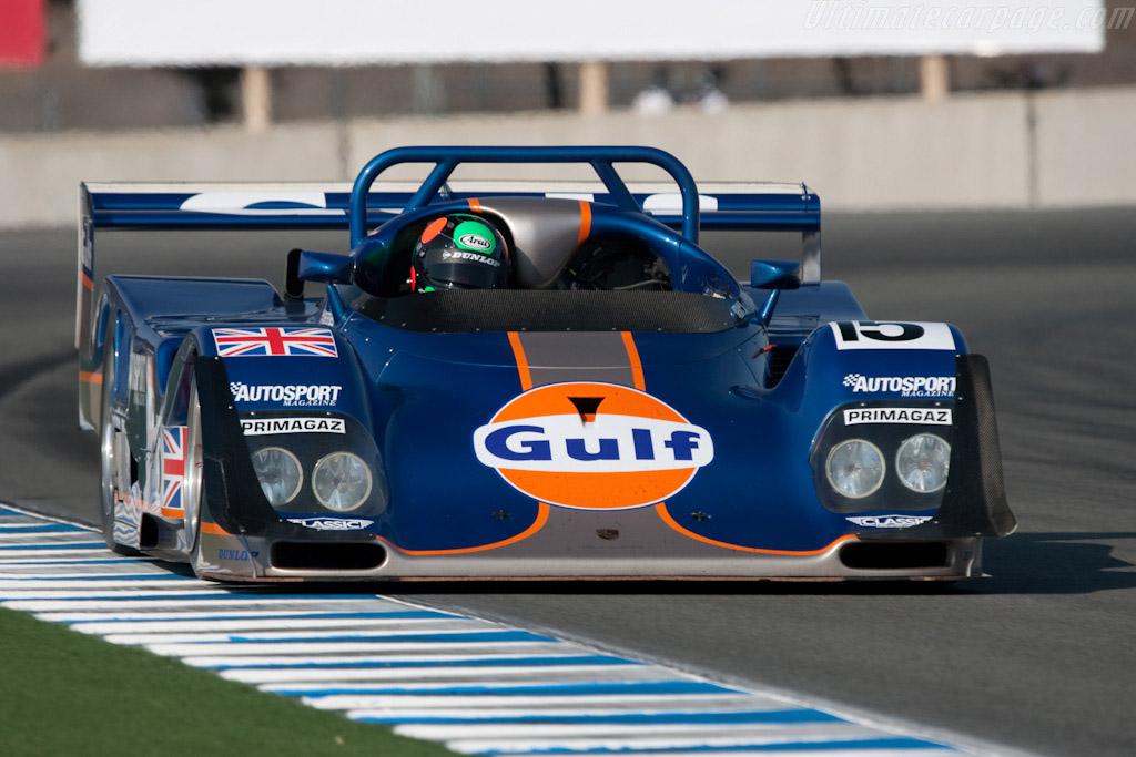 Kremer K8 Porsche - Chassis: 07SP - Driver: Gunnar Jeanette  - 2009 Monterey Historic Automobile Races