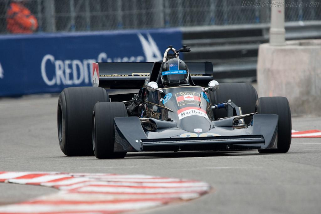 Williams FW05 Cosworth - Chassis: FW05/3   - 2010 Monaco Historic Grand Prix