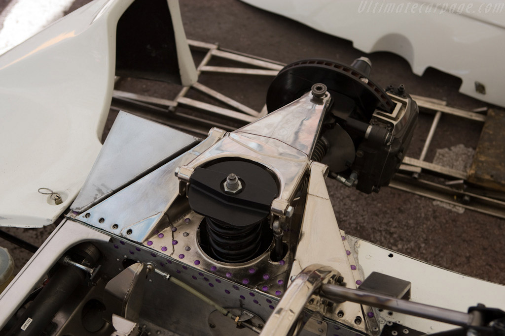 Hesketh 308C Cosworth - Chassis: 308C/1   - 2008 Monaco Historic Grand Prix
