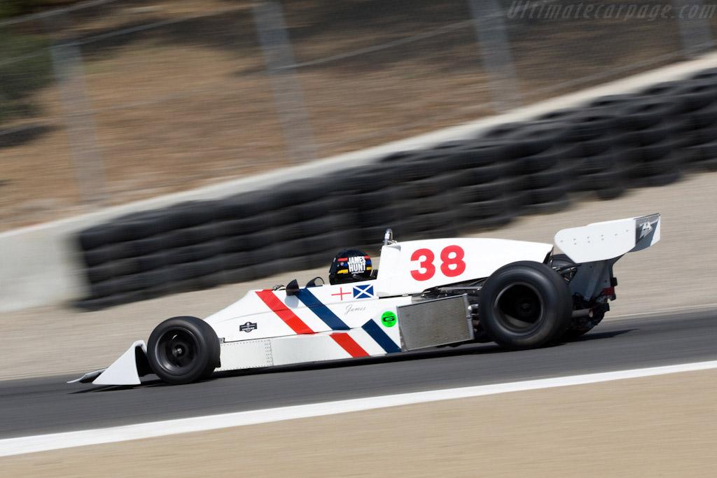 Hesketh 308C Cosworth - Chassis: 308C/1   - 2008 Monterey Historic Automobile Races