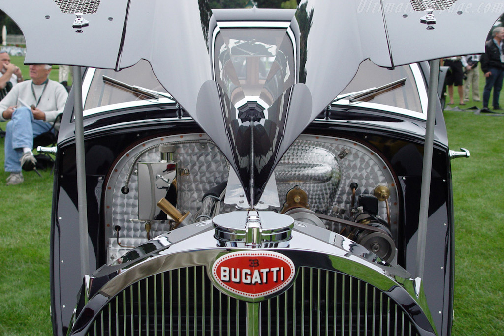 Bugatti Type 51 Dubos Coupé - Chassis: 51133   - 2004 The Quail, a Motorsports Gathering